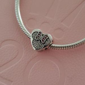 Pandora Heart Mickey & Minnie